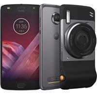 "Smartphone Motorola Moto Z2 Play Hasselblad True Zoom 5.5"" Dualchip 64GB 4G Câm 12MP + Frontal 5MP"