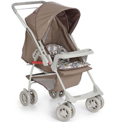 Carrinho de Bebê Galzerano Milano II 1016 Reclinável
