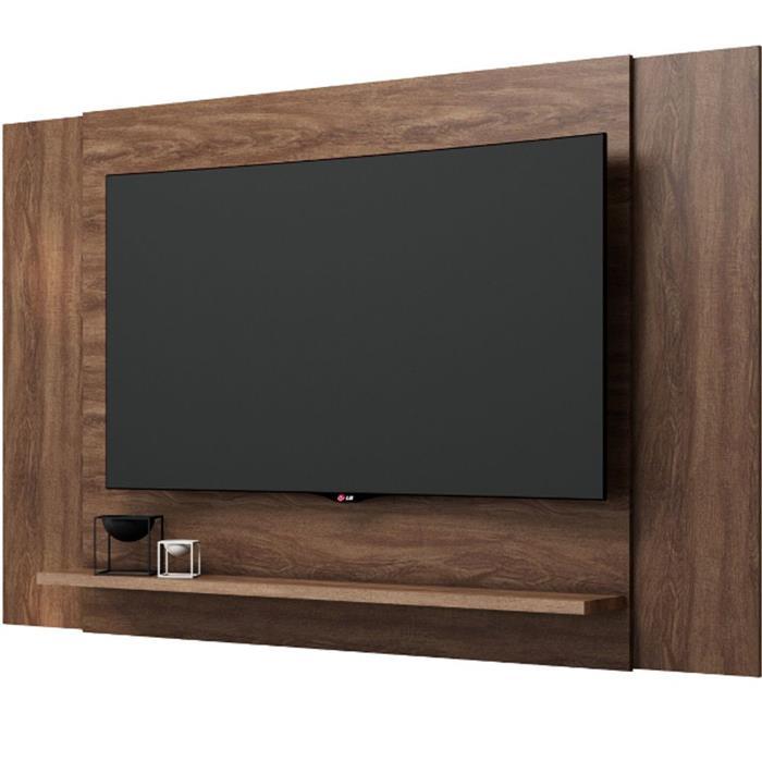 """Painel para TV até 75"""" Belaflex Nobre MDP Extensível"""
