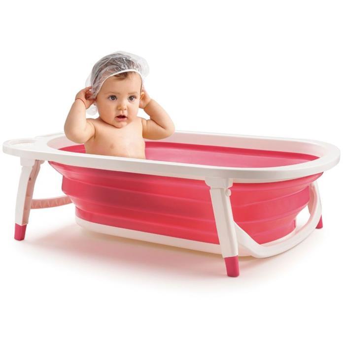 Banheira Multikids Flexi Bath BB160 Dobrável 30L
