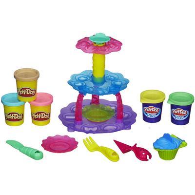 Conjunto Hasbro A5144 Play Doh Torre Cupcake