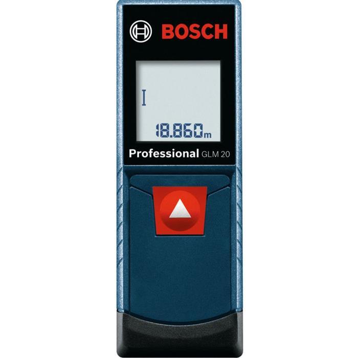 Medidor a Laser Bosch GLM20 601072