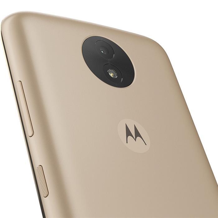 "Smartphone Motorola Moto C Plus Tela 5"" Dualchip 8GB Quadcore 1GB RAM Câm 8MP + Frontal 2MP"