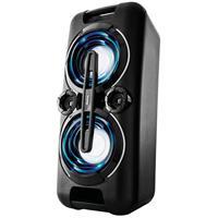 ce6eb5f4755 Caixa de Som Philco PHT5000 150W MP3 USB com Bateria Bivolt - Benoit ...
