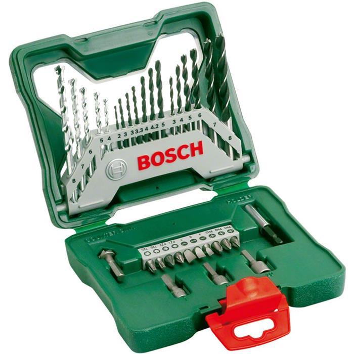 Kit de Acessórios Bosch X-Line 33 Peças