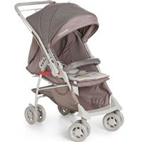Carrinho de Bebê Galzerano Maranello II 1381 até 15kg Cinto de Segurança de 5 Pontos