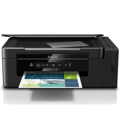 Impressora Multifuncional Epson EcoTank L395 USB Wifi