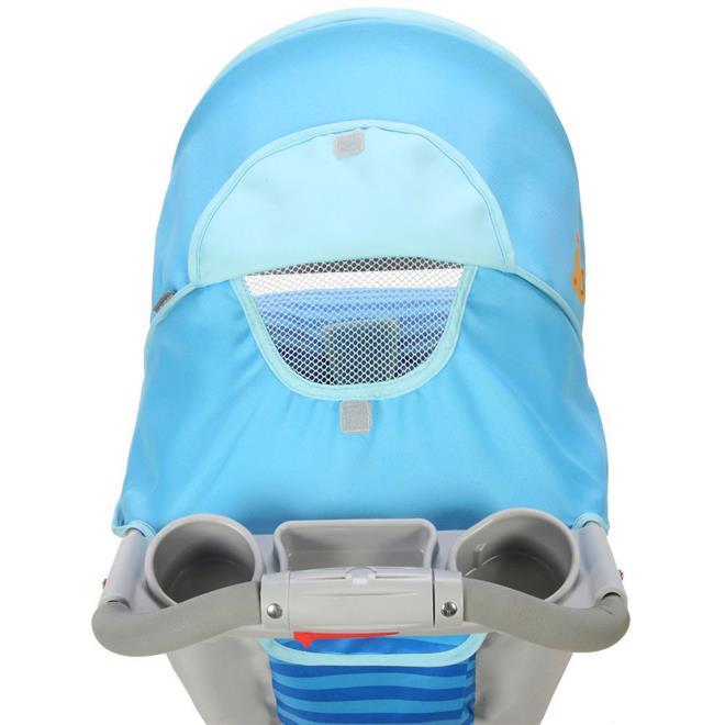 Carrinho de Bebê Dorel Fit IMP9090 Reclinável