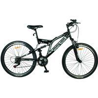 Bicicleta Benoá G26S306 18 Marchas Aro 26 com Suspensão