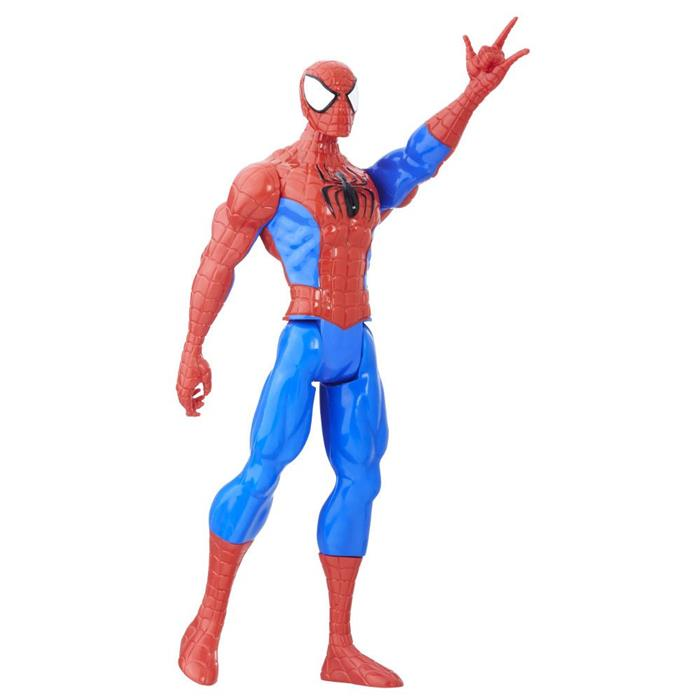 Boneco Hasbro Homem Aranha Titan B9760