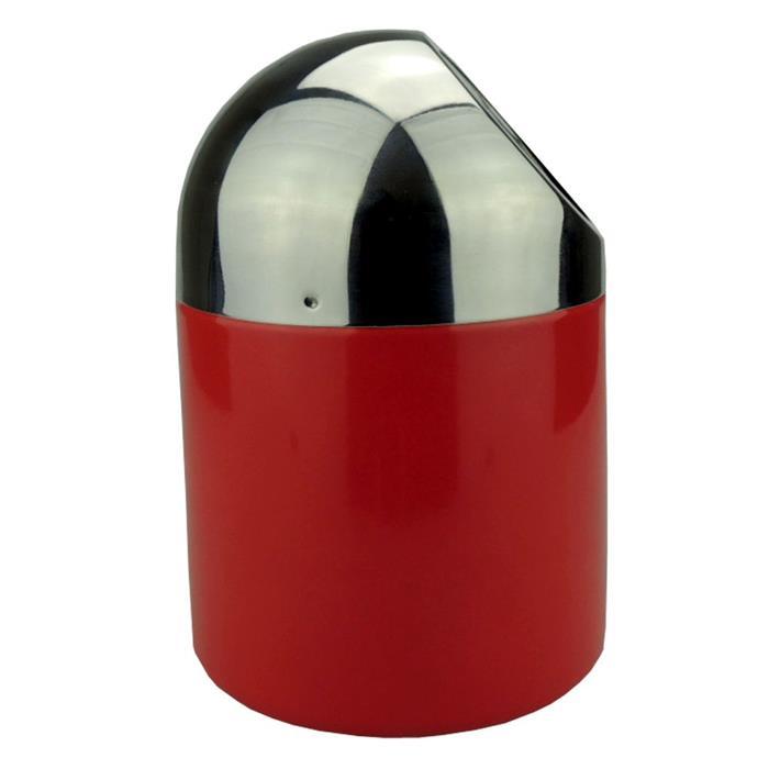 Lixeira Benoá 902774SE 1,3 Litros Inox de Mesa