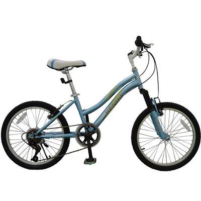 Bicicleta Benoá G20K510 6 Marchas Aro 20 com Suspensão