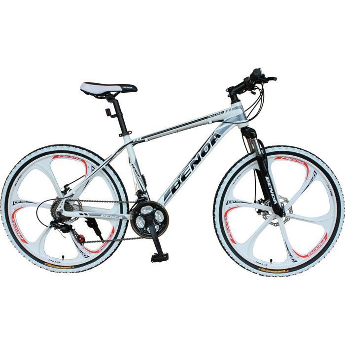 Bicicleta Benoá G26A518/G26S518 21 Marchas Aro 26 com Suspensão