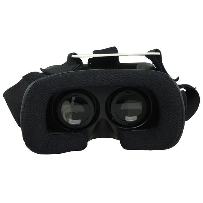 """Óculos de Realidade Virtual 3D Benoá Vr Box BJLCB06VB Android e IOS de 4"""" a 6"""""""