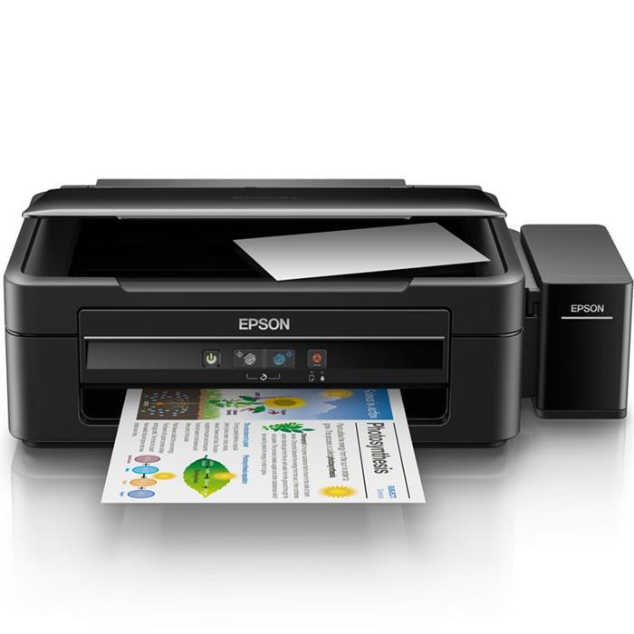 Impressora Multifuncional Epson Ecotank L380 Tanque de Tinta Colorida USB 2.0