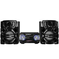 Mini System Panasonic SC-AKX700LBK 1800W Bluetooth USB