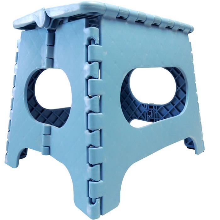 Banco Benoá SD027 Dobrável em Plástico Azul