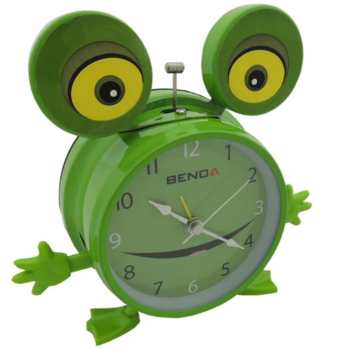 Relógio Benoá Rã DN815FG com Despertador