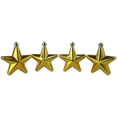 Estrelas de Natal Benoá AR3/73L8004A/G1 com 4 Unidades