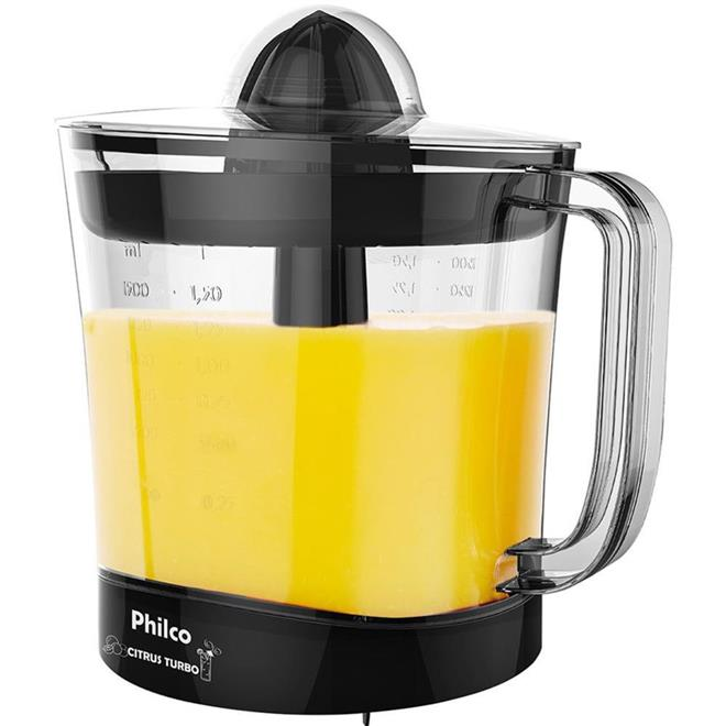 Espremedor de Frutas Philco Citrus Turbo 1,5 Litros