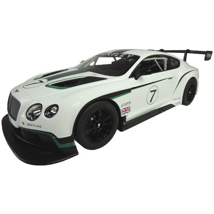Carro Benoá Bentley Continental GT3 70600 com Controle Remoto 9V