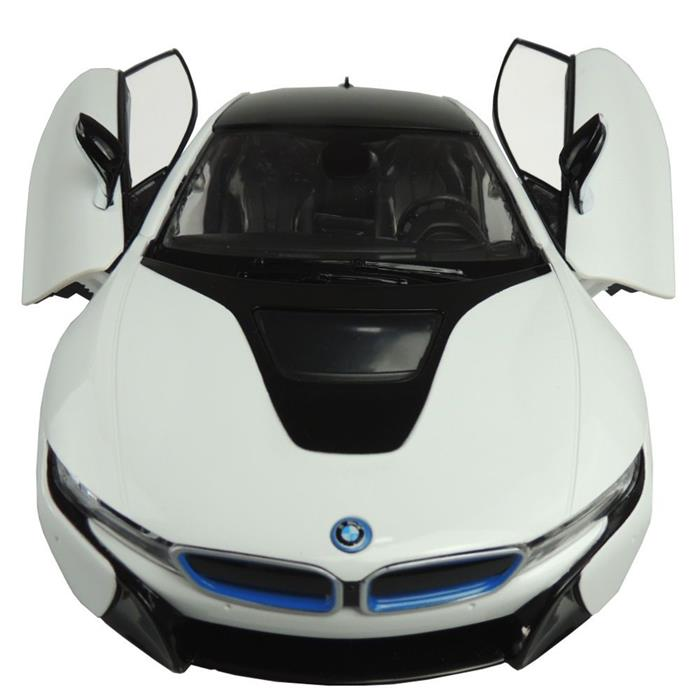 Carro Benoá BMW I8 71060 com Controle Remoto 9V