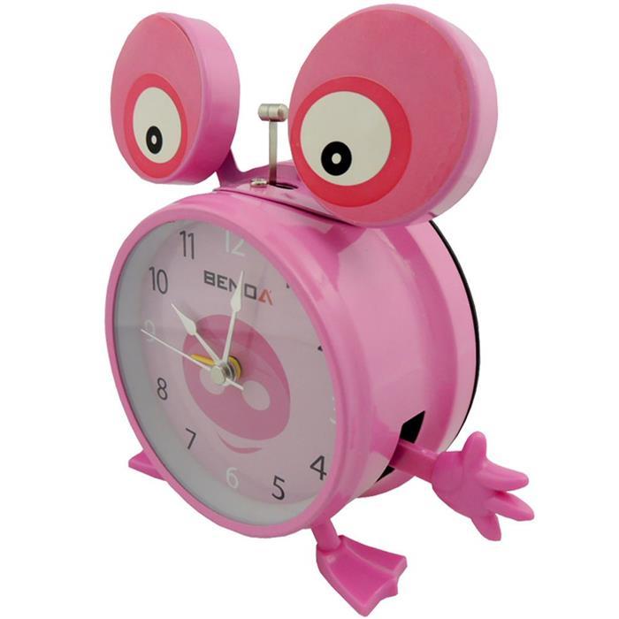 Relógio Benoá Porco DN815PG com Despertador