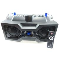 Rádio Benoá Boombox BN40 FM USB Bluetooth com Controle