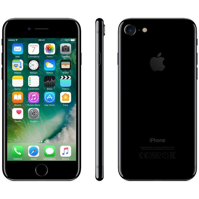 "Smartphone Apple iPhone 7 32GB 4,7"" 4G iOS Quadcore Câm 12MP + Frontal 7MP"