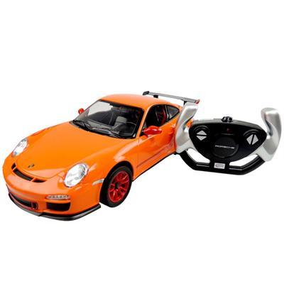 Carro Benoá Porshe GT3 42800-2 com Controle Remoto