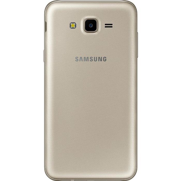 "Smartphone Samsung Galaxy J7 Neo Tela 5.5"" Octacore Câm 13MP + Frontal 5MP"
