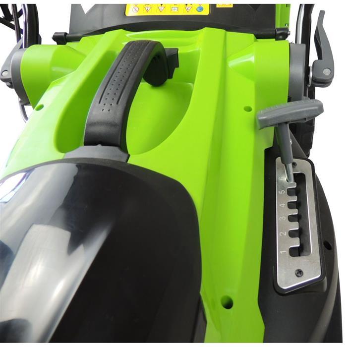 Cortador de Grama Benoá ELM1800 1800W com Recolhedor