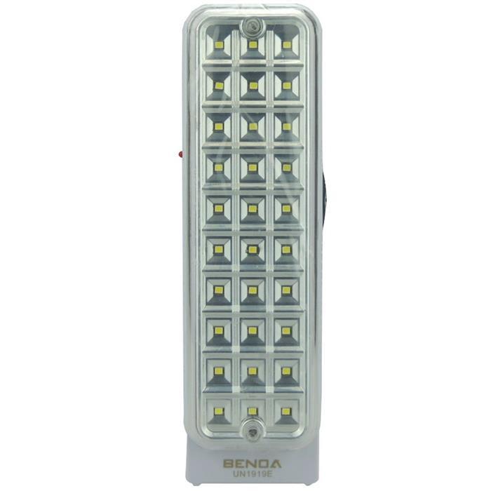Luz de Emergência Benoá UN1919E com 30 Pontos