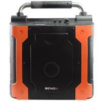 Caixa de Som Benoá DA180B/BN180B com Amplificador