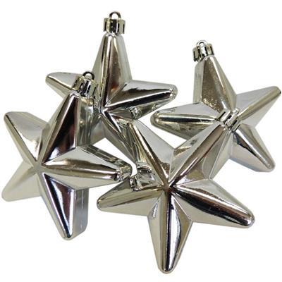 Estrelas de Natal BenoáAR3/73L8004A/S com 4 Unidades