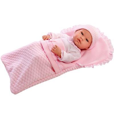 Boneca Baby Brink Ane 1302