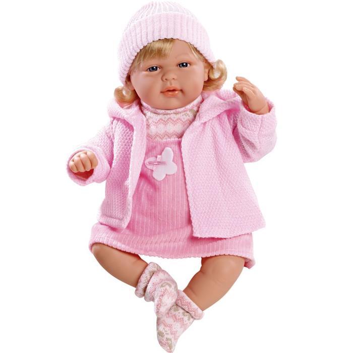 Boneca Baby Brink Mary 1308