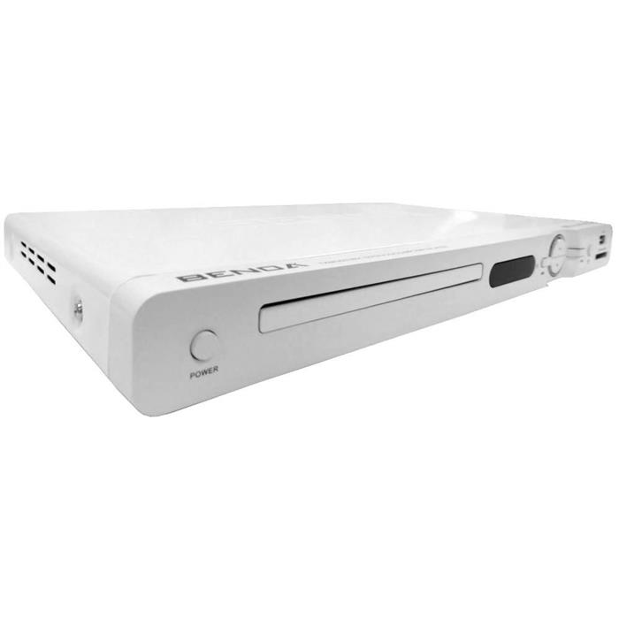 DVD Player Benoá TKM363-WH MP3 USB Bivolt
