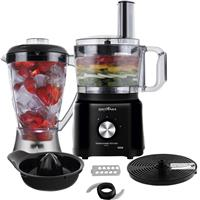Multiprocessador Britânia All In One BMP900P 2 Velocidades + Pulsar 900W