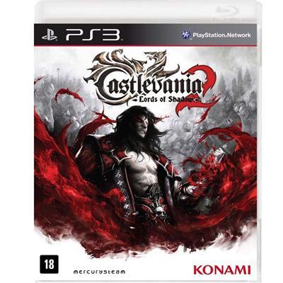 Jogo Sony de Playstation 3 P01100092 III Castlevania