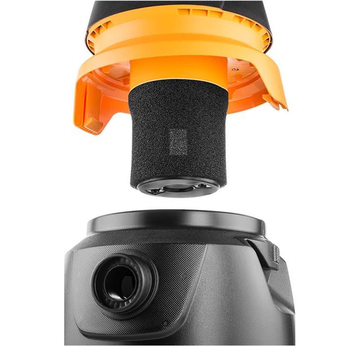 Aspirador de Pó e Água Electrolux AQP20 Acqua Power 1250W