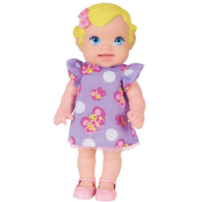 Boneca Super Toys Baby Collection Papinha 287