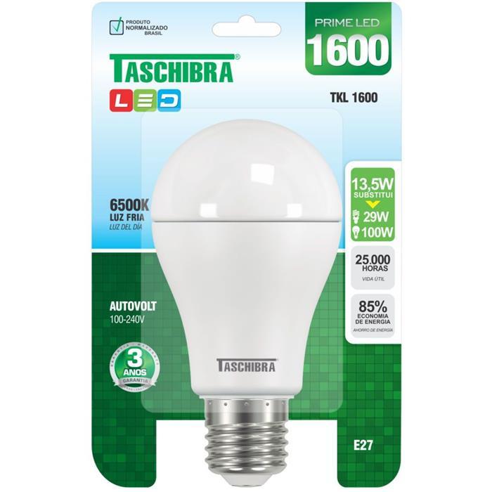 Lâmpada Taschibra TKL1600 LED 13.5W