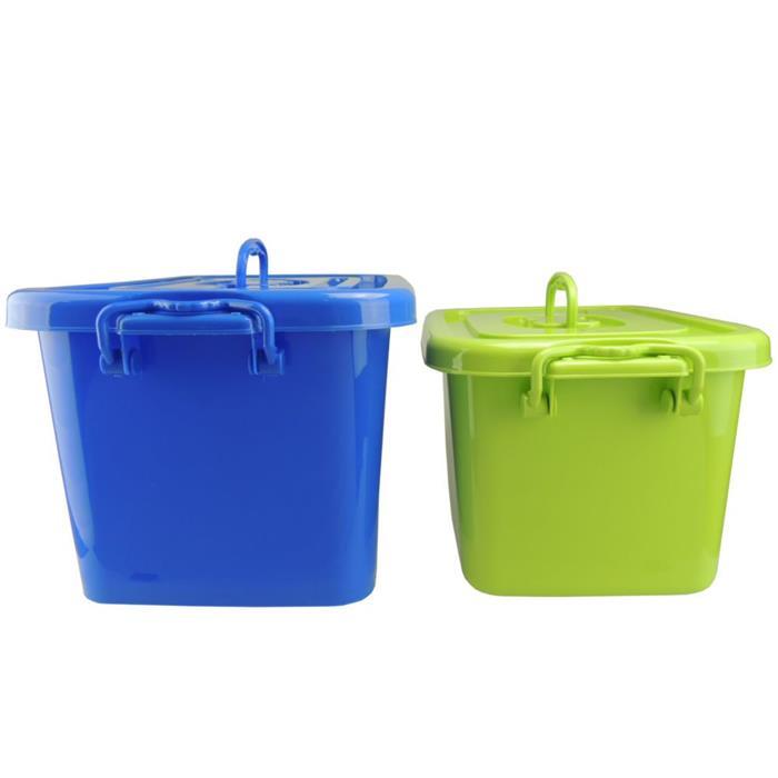 Kit Caixas Plásticas Benoá 082A/083A com 2 Unidades