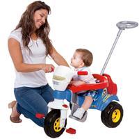 Triciclo Magic Toys Bichos 3512 com Aro e Luzes