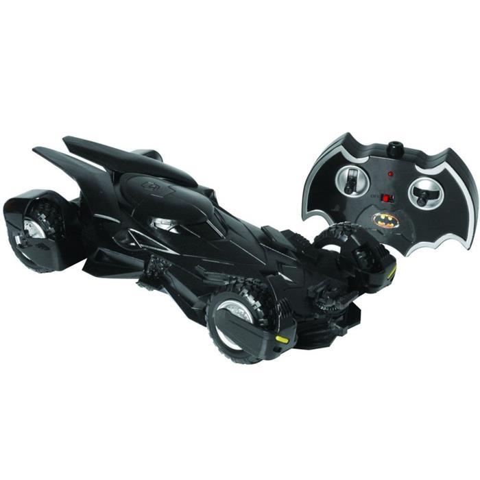 Carro Xalingo Batmóvel com 7 Funções e Controle Remoto