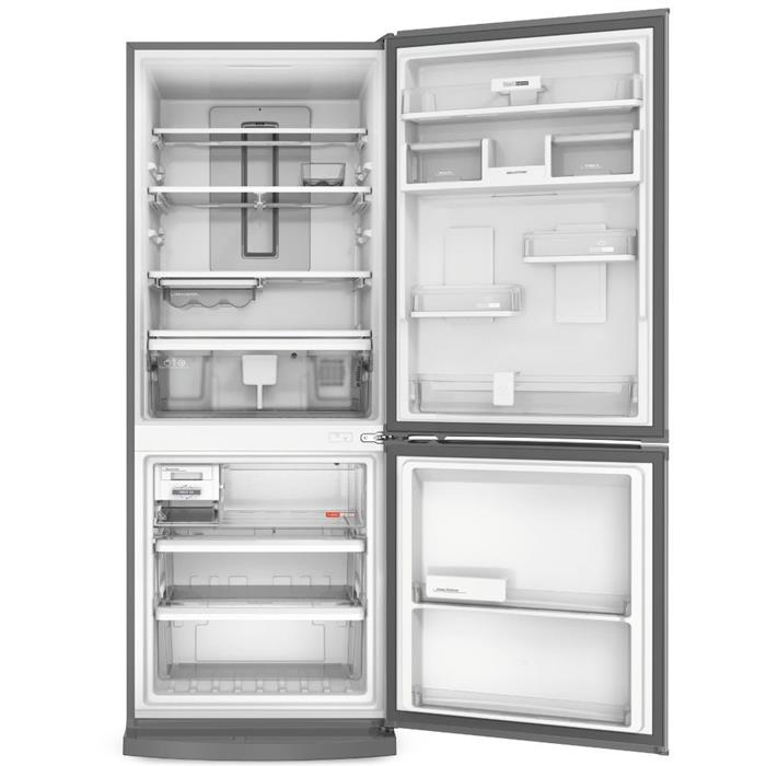 Refrigerador Brastemp BRE57AK Frost Free Duplex 443 Litros Inverse