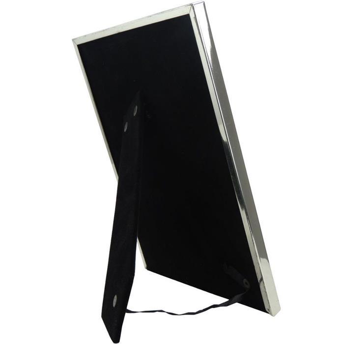 Porta Retrato Benoá WDL2013 em Metal 6x8cm