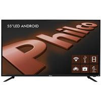 "Smart TV Philco PH55A17DSGWA 55"" LED Android HDMI USB"