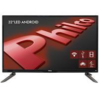 "Smart TV Philco PH32C10DSGWA 32"" LED Android HDMI USB"